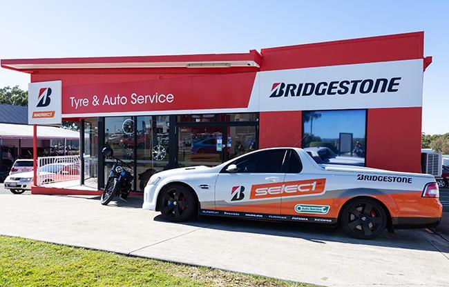 Bridgestone Select Ashmore image