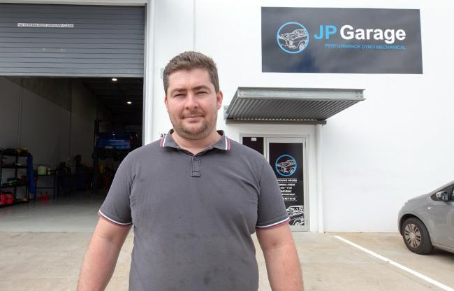 J P Garage image