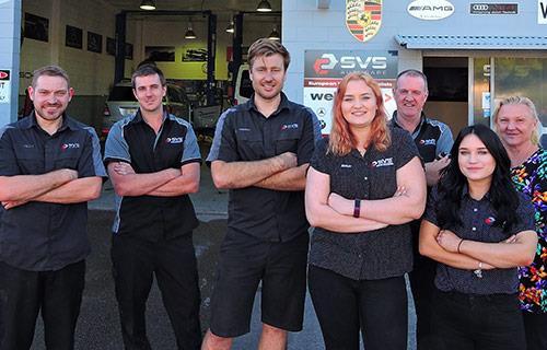 SVS Autocare image
