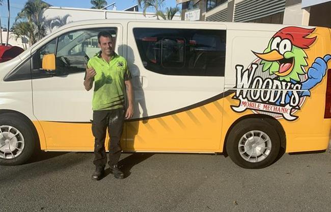 Woody's Mobile Mechanic image