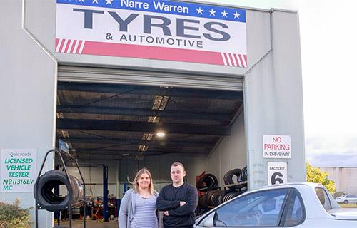 Narre Warren Tyres & Automotive image