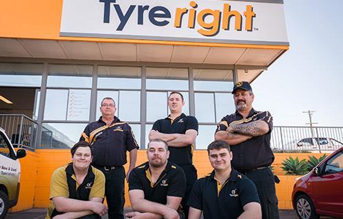 Tyreright Rocklea image