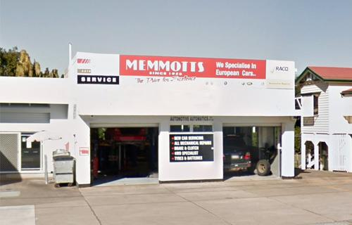 Memmott's Automotive Grange image