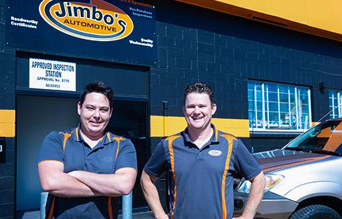 Jimbo's Automotive image