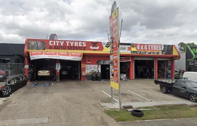 City Tyres & Auto Service image
