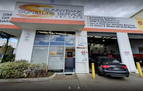 Sunnybank Signature Service Car Care image