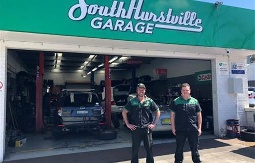 BP South Hurstville Garage image