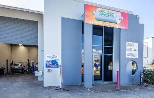 Wacol Muffler and Brake Shop image