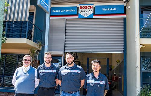 Werkstatt Parramatta Bosch Car Service image