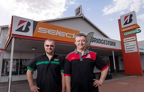 Bridgestone Select Port Adelaide image