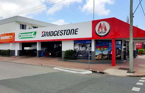 Bridgestone Select Canelands image
