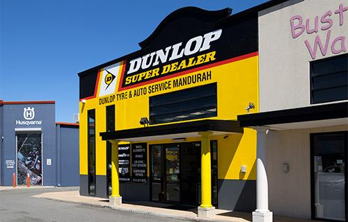 Dunlop Tyre & Auto Service Mandurah image