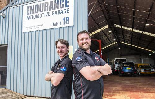 Endurance Automotive image