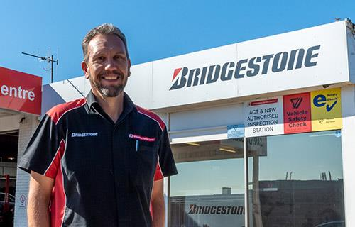 Bridgestone Service Centre Fyshwick image