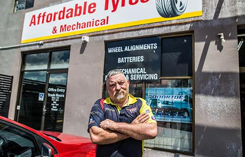 Affordable Tyres image