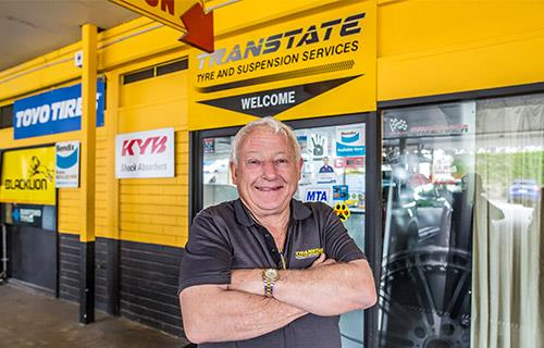 Transtate Tyre and Suspension Services Belconnen image