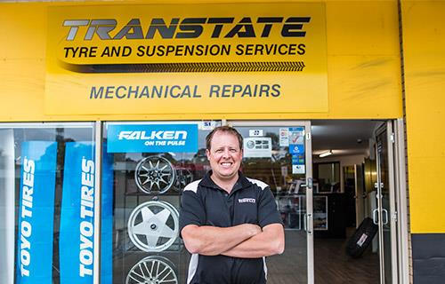 Transtate Tyre and Suspension Services Tuggeranong image
