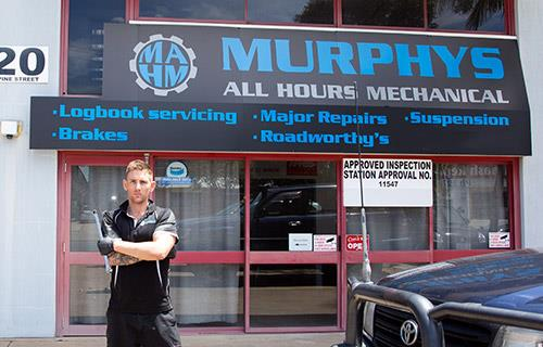 Murphy's All Hours Mechanical image