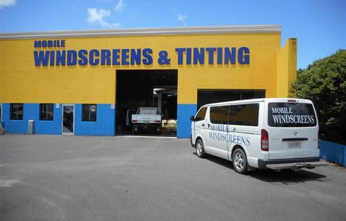 Mobile Windscreens and Tinting Innisfail / Tully image