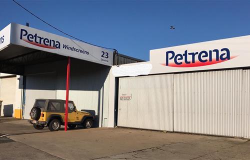 Petrena Windscreens image