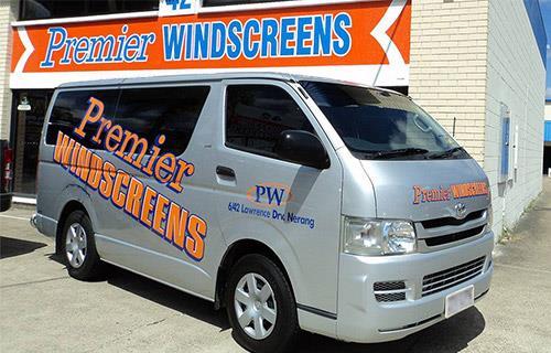 Premier Windscreens image