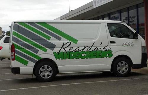 Reardo's Windscreens image