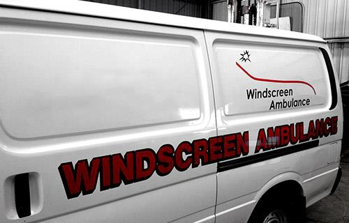 Windscreen Ambulance image