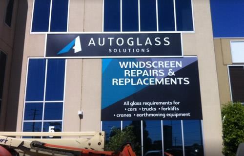 Auto Glass Solutions image