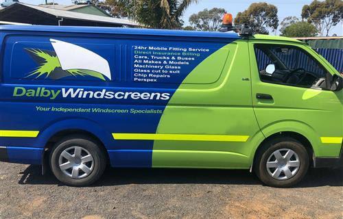 Dalby Windscreens image