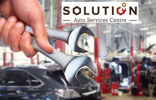 Solution Auto Services Centre image
