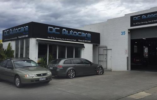 DC Autocare Pty Ltd image