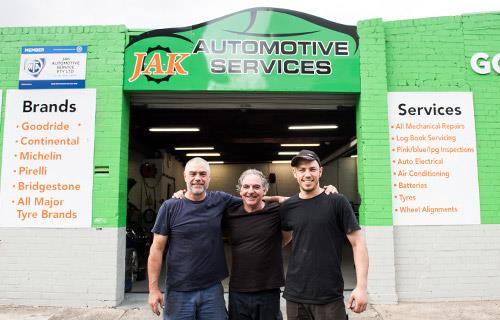 JAK Automotive Services image