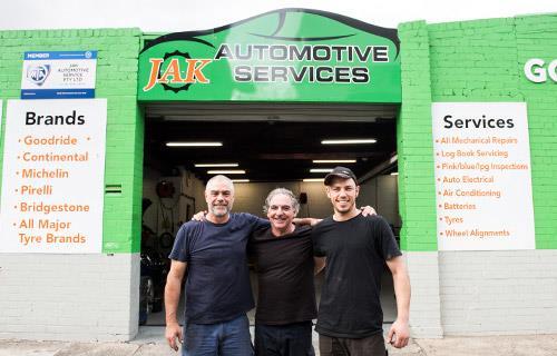 JAK Automotive Services image