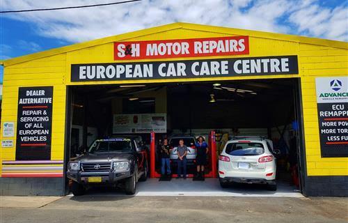 S&H Motor Repairs image