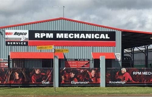 RPM Mechanical image