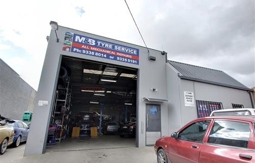 M&B Tyre Services image