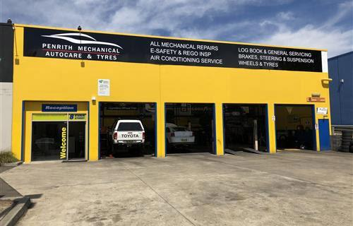 Penrith Mechanical Autocare & Tyres image