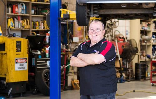 Theo's Mechanical Repairs image