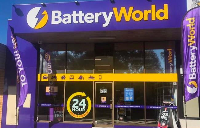 Battery World Belconnen Mobile image
