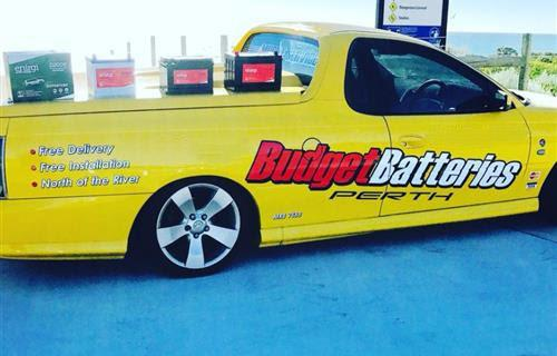 Budget Batteries Perth image
