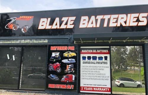 Blaze Batteries Currumbin image