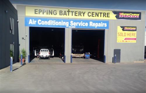 Epping Battery Centre image
