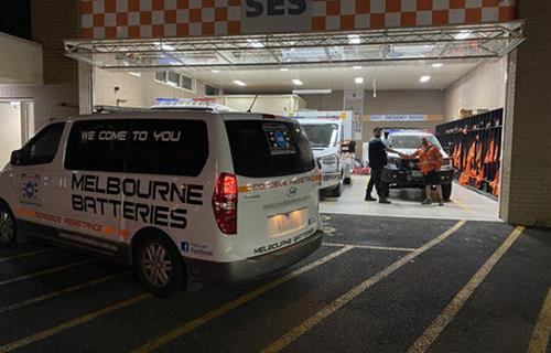 Melbourne Roadside Assist & Batteries image