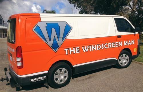 The Windscreen Man WA image