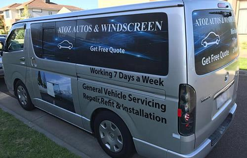 Atoz Autos & Windscreen image