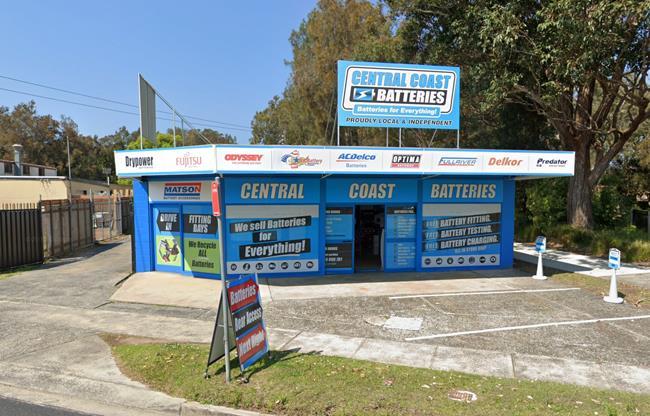 Central Coast Batteries image
