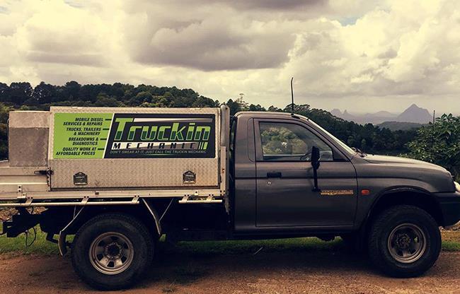 Truckin Mechanic image