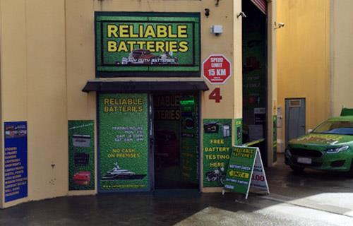 Reliable Batteries image