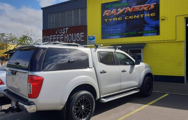 Rayners Tyre Centre image