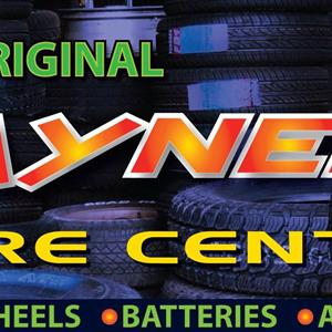 Rayners Tyre Centre profile image